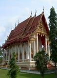 Wat en Phang Nga Imagen de archivo