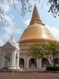 Wat en Tailandia Imagen de archivo
