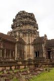wat för angkorcambodia tempel Royaltyfri Foto