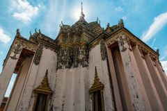 wat för bangkok photempel Royaltyfri Bild