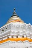 wat för stupa för chiangketmai Royaltyfria Foton
