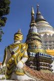 Wat Gate Karan - Chiang Mai - Thailand Stock Photography