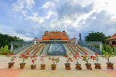 Wat Guan Yin Stock Image