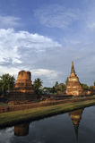 Wat Hasdavas, Ayutthaya, Thailand Stock Photo