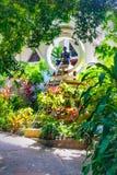 Wat Hin Lad Ban Lipa Yai Samui, Tailandia Foto de archivo libre de regalías