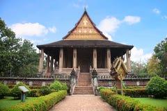 Wat Ho Phra Keo Immagine Stock