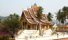 Wat Ho Prabang Laos Royalty Free Stock Photos