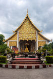 Wat Ho Tham temple Royalty Free Stock Photos