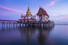 Wat Hong Thong middle Royalty Free Stock Photography