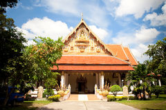 Wat Hosantinimit Royalty Free Stock Images