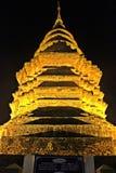 Wat Hua Kuang Arkivfoton