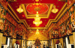 Wat Hua Lamphong Stock Image
