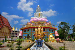 Wat Hua Thanon Royalty Free Stock Images