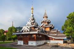 Wat Hua Wiang Royalty Free Stock Photos