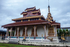 Wat Hua Wiang temple Royalty Free Stock Photo