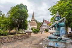 Wat Huai Nam Un Royaltyfri Foto