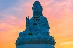 Wat Huai Pla KungTemplein Chiang Rai, Thaïlande Images stock