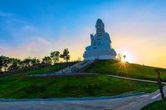 Wat Huai Pla KungTemplein Chiang Rai,Thailand. Stock Image