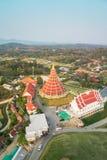 Wat Hyua Pla Kang Chinese tempel Royaltyfria Bilder