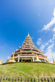Wat Hyua Pla Kang, Chinese temple Royalty Free Stock Images