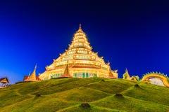 Wat Hyua Pla Kang (Chinese temple) Royalty Free Stock Photo