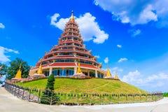 Wat Hyua Pla Kang (Chinese temple) Stock Photos