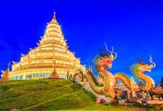 Wat Hyua Pla Kang (Chinese temple) Royalty Free Stock Image
