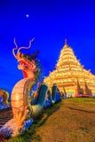 Wat Hyua Pla Kang (Chinese temple) Royalty Free Stock Photos