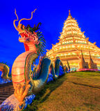 Wat Hyua Pla Kang (Chinese temple) Stock Images
