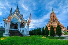 Wat Hyua Pla Kang (Chinese temple) Stock Photo