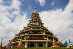 Wat Hyua pla kang pagoda Royalty Free Stock Images