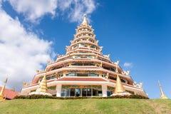 Wat-hyua Winkel- des Leistungshebelskang Lizenzfreie Stockfotos