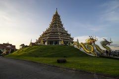 Wat Hyuaplakang in Chiang Rai Immagine Stock