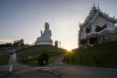 Wat Hyuaplakang in Chiang Rai Fotografie Stock Libere da Diritti