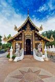 Wat Inthakhin Sadue Muang; Thailand royalty-vrije stock fotografie