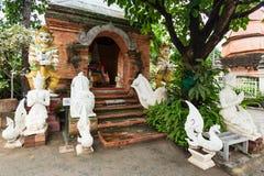 Wat Inthakhin Sadue Muang; Thailand stock fotografie
