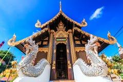 Wat Inthakhin Saduemuang en Thaïlande Photos libres de droits