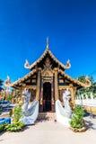 Wat Inthakhin Saduemuang, Tailandia Fotografie Stock