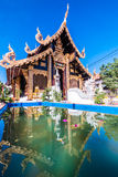 Wat Inthakhin Saduemuang, Tailandia Immagini Stock Libere da Diritti