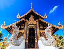 Wat Inthakhin Saduemuang in Thailand Lizenzfreie Stockfotos