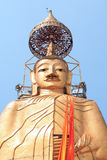 Wat Intharawihan Temple In Bangkok Image libre de droits
