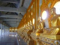 Wat Jadi Chai Mongkol_2 Royalty-vrije Stock Foto's
