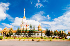 Wat Jay Dee Chaiyamongkol, Thailand Royalty Free Stock Photos
