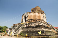 Wat Jaydee Luang στοκ φωτογραφία με δικαίωμα ελεύθερης χρήσης