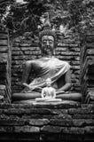 Wat Jed Yod in Chiangmai, Tailandia. Fotografia Stock Libera da Diritti