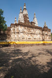 Wat Jed Yod Temple, Chiang Mai, Thailand Stock Foto