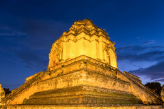 Wat jedi luang Royalty Free Stock Photography