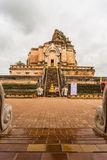 WAT JEDI LUANG TEMPLE Stock Photography