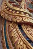 Wat JomJor, Chiang Rai, Thaïlande Photo stock