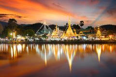 Wat Jongkham Royalty Free Stock Photos